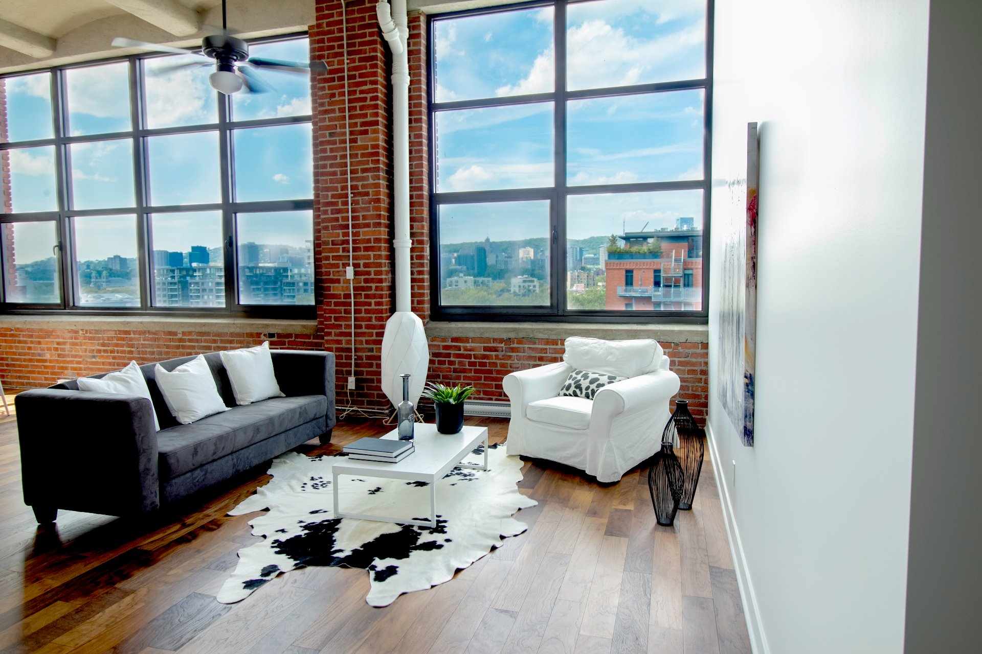 Luxury Condo for sale Pointe-Saint-Charles Montreal ($830,292)