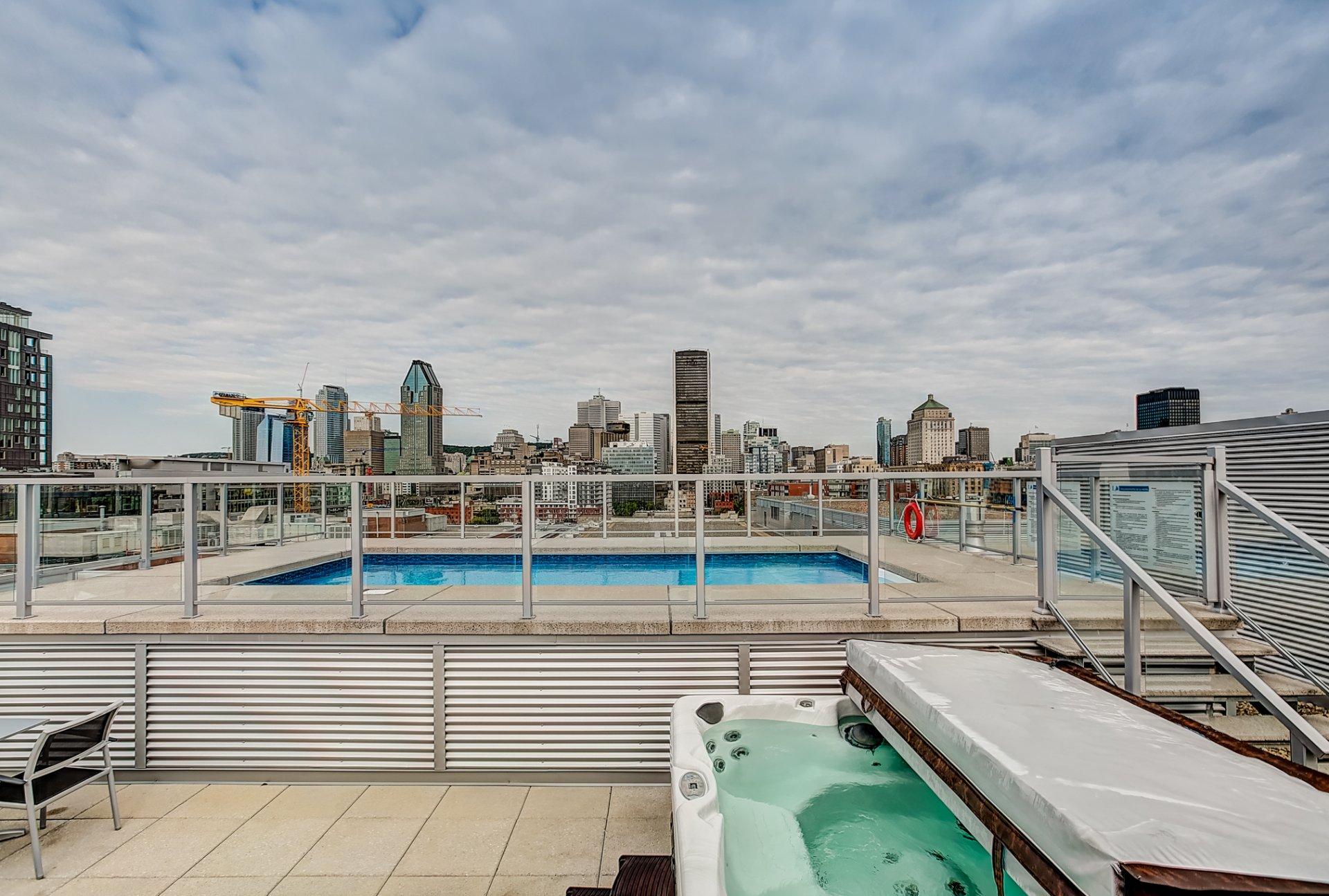 Condo louer centre ville montr al mcgill immobilier for Club piscine montreal locations
