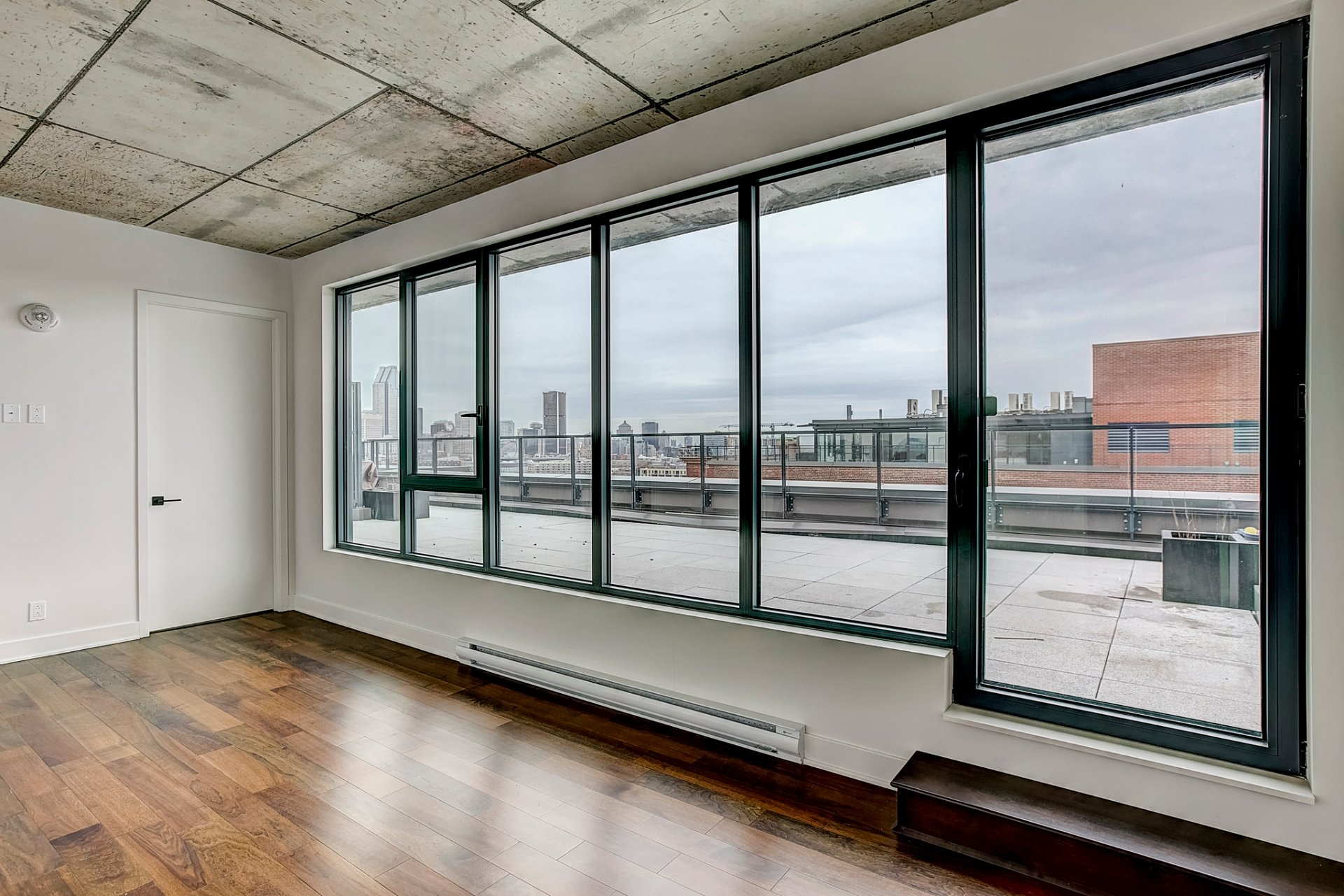 Penthouse vendre pointe saint charles montreal 789 878 for Ecole de design interieur montreal