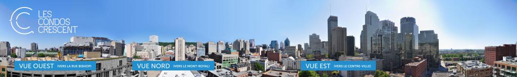 Crescent Condo Montreal