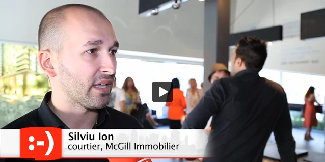 Silviu Ion, courtier immobilier