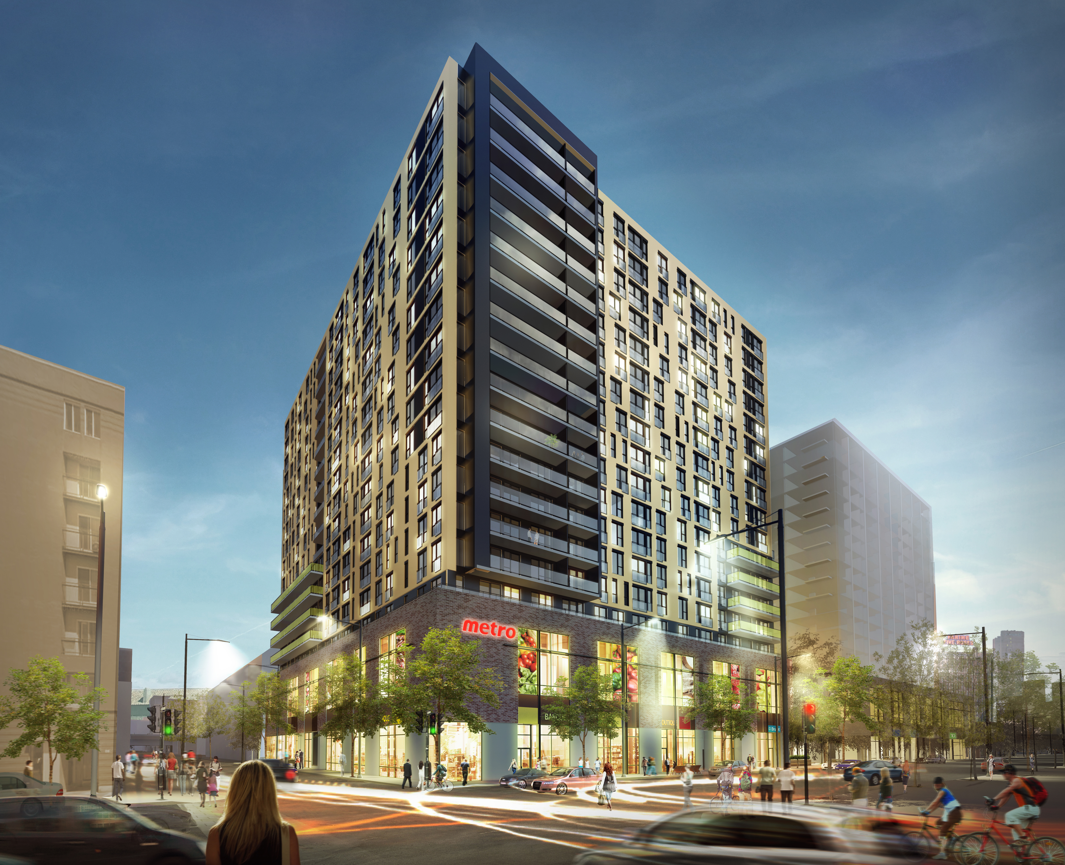 Real Estate Development Projects : Griffintown s biggest development project montreal condo