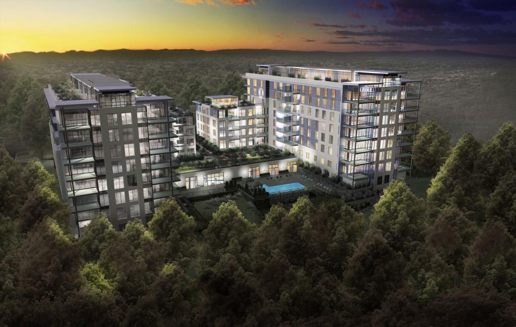 Condo Le Monroe Fontainebleau, condos à vendre Blainville 4