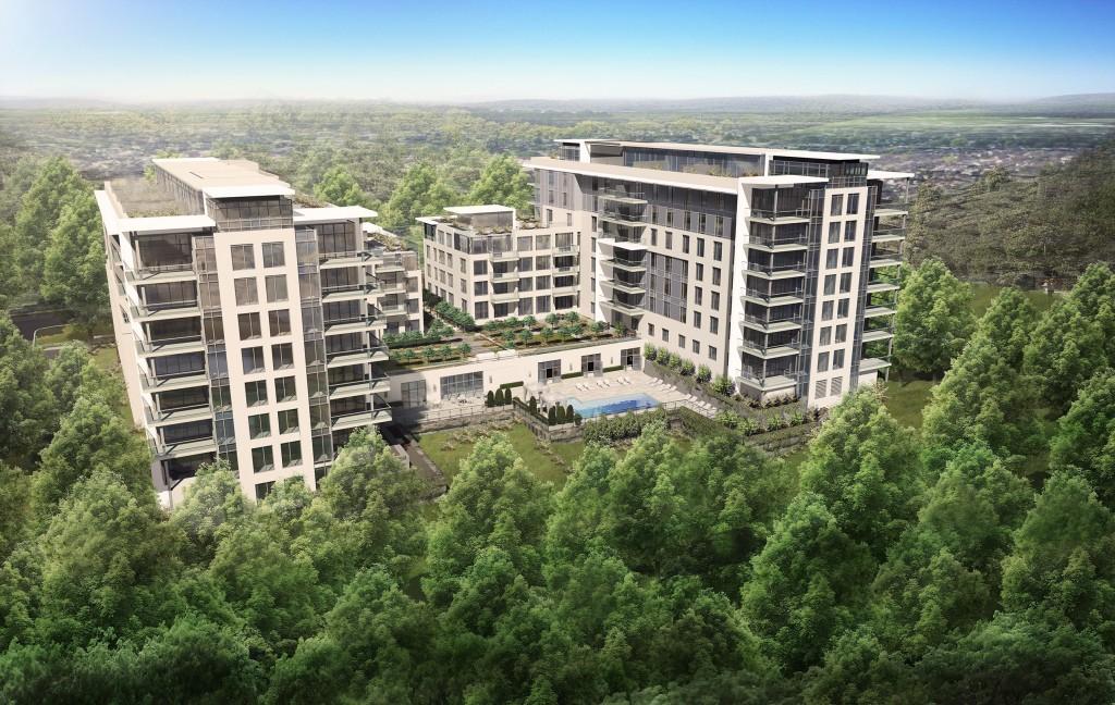Condo Le Monroe Fontainebleau, condos à vendre Blainville 5