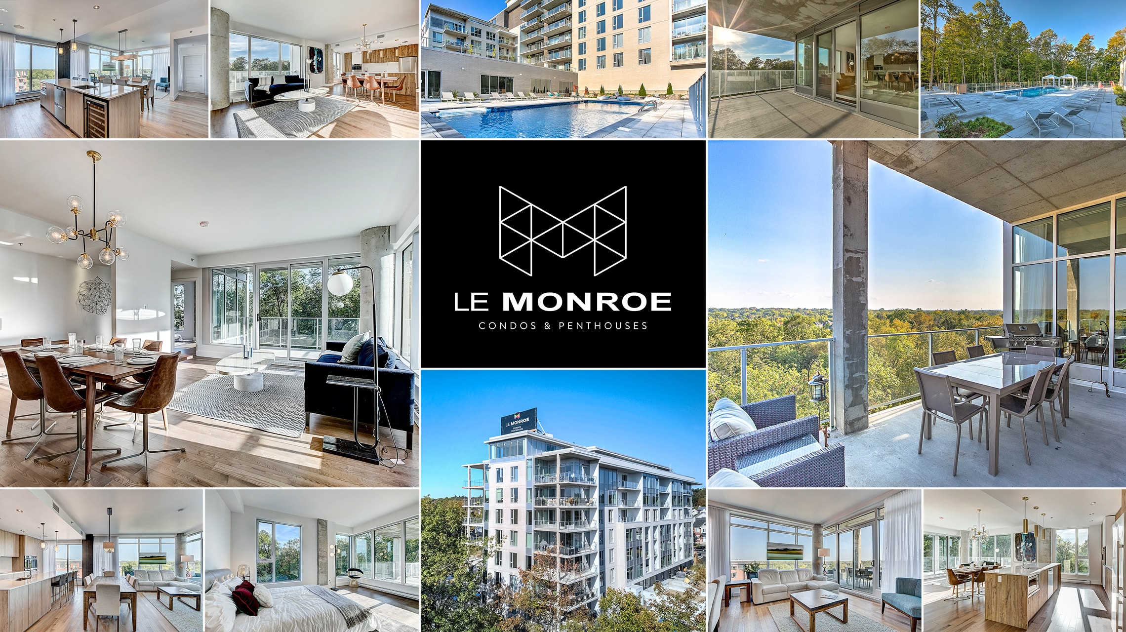 Le Monroe Condo Project in Blainville