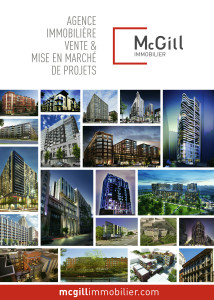 McGill immobilier Condo Montréal