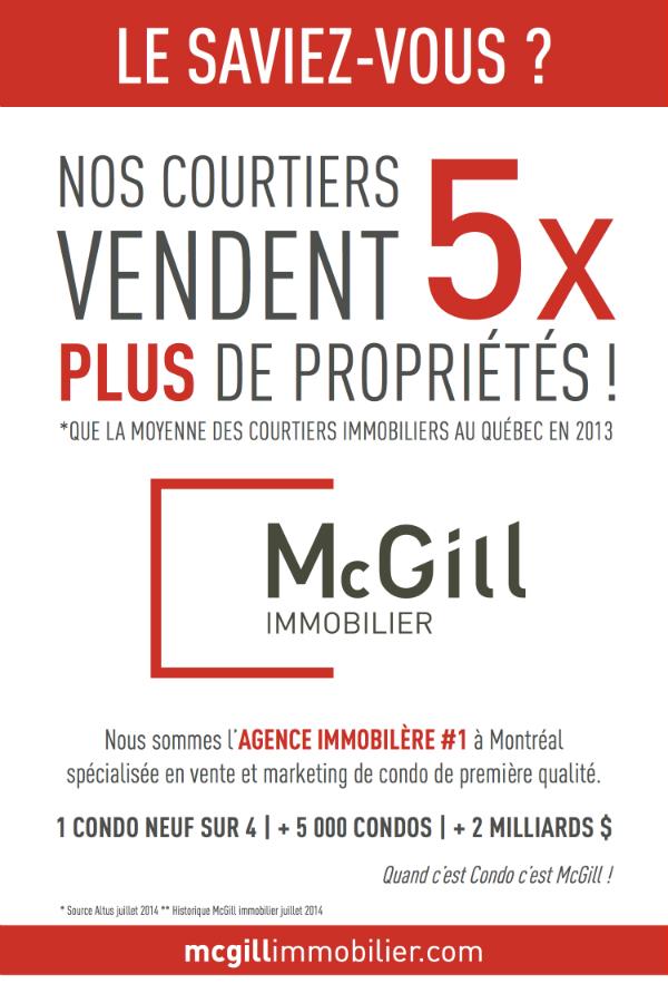 Courtiers immobilier Montréal