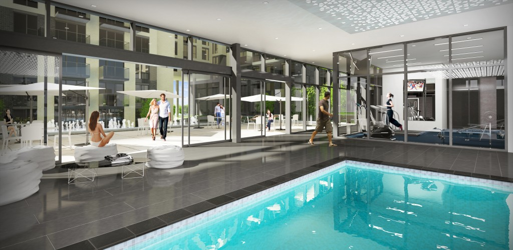 DG_StAnn_Piscine-Gym Condo Griffintown District Griffin phase 5 4