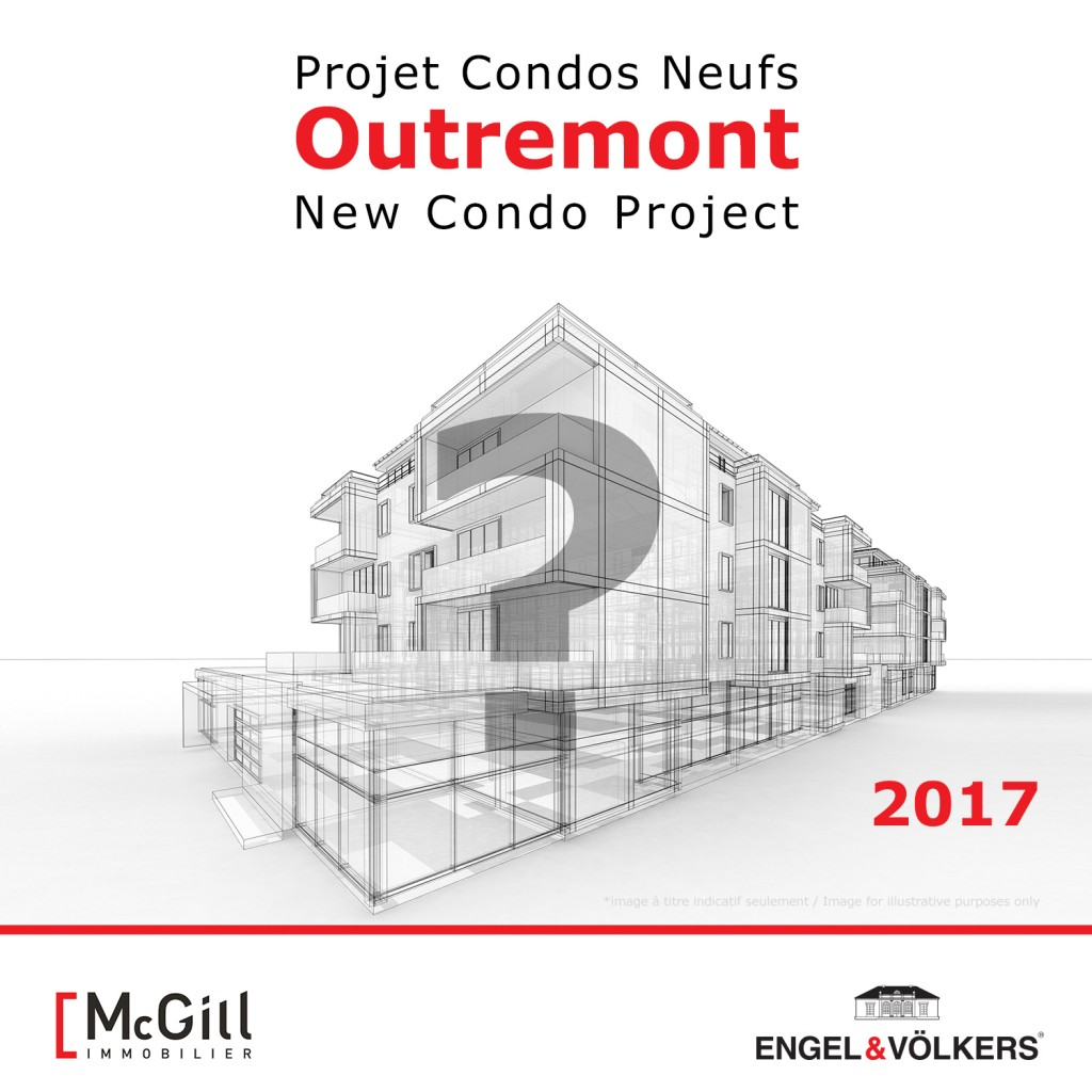 New Condo Outremont