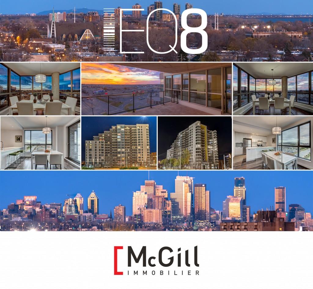 EQ8 Condo Lasalle McGill immobilier