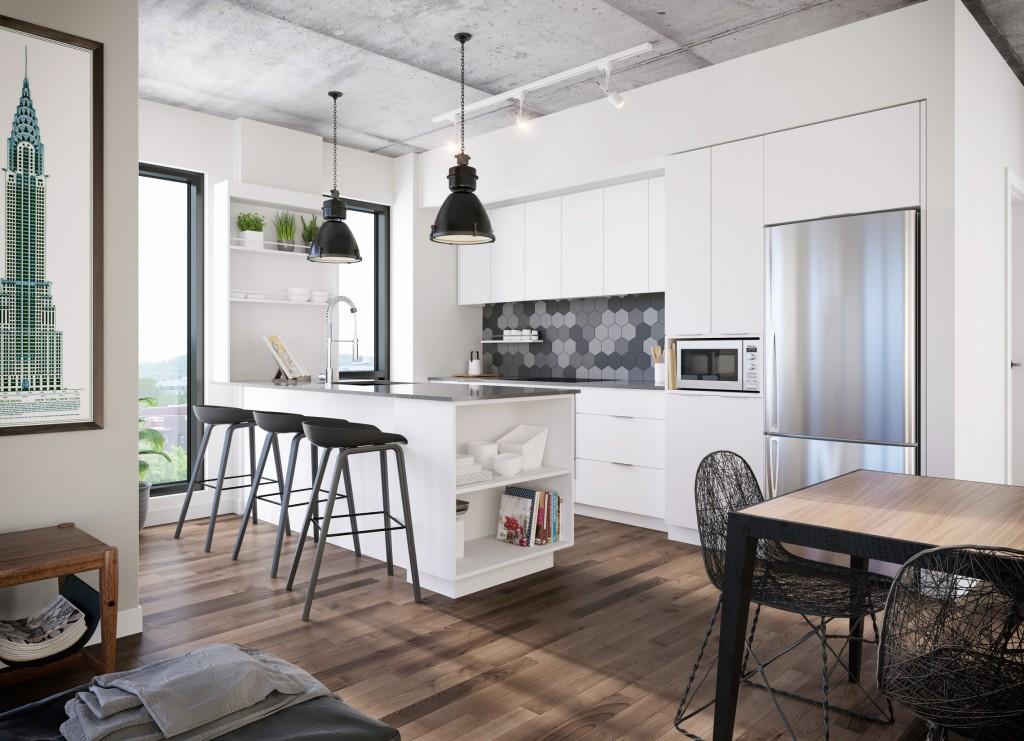 Ateliers Castelnau Condos Villeray 8