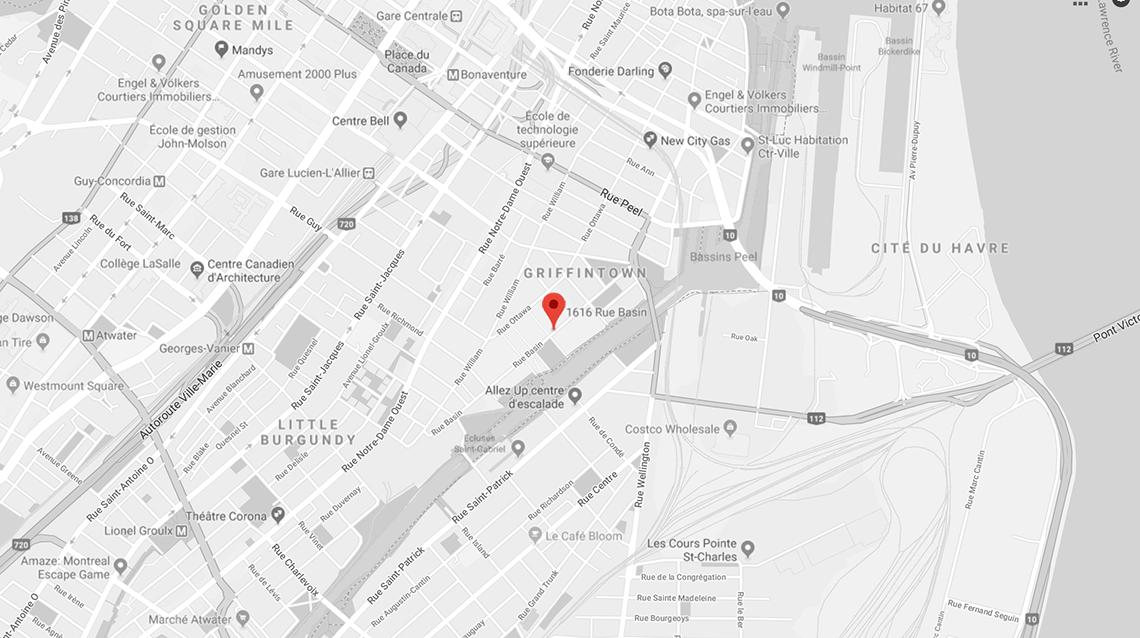 Charlotte-condo-map