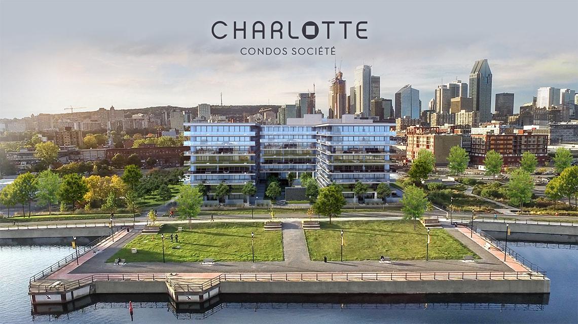 charlotte condos lancement