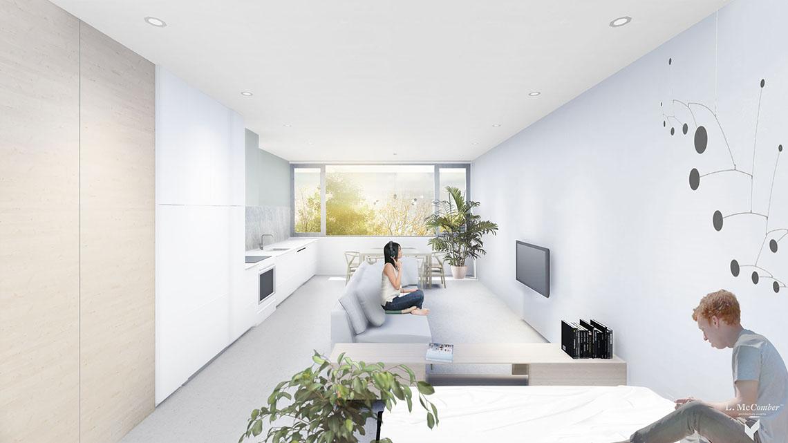 Un tout nouveau projet de condos verra le jour à proximité du métro Rosemont et Beaubien! – L. McComber ltée – architecture vivante