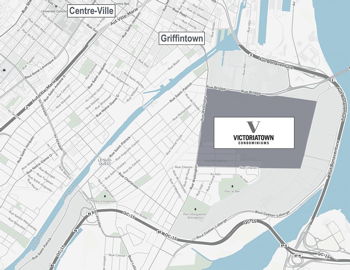 Map Victoriatown