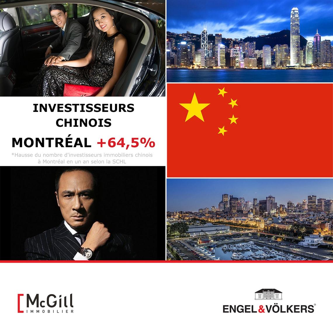 Montréal continue de séduire les chinois
