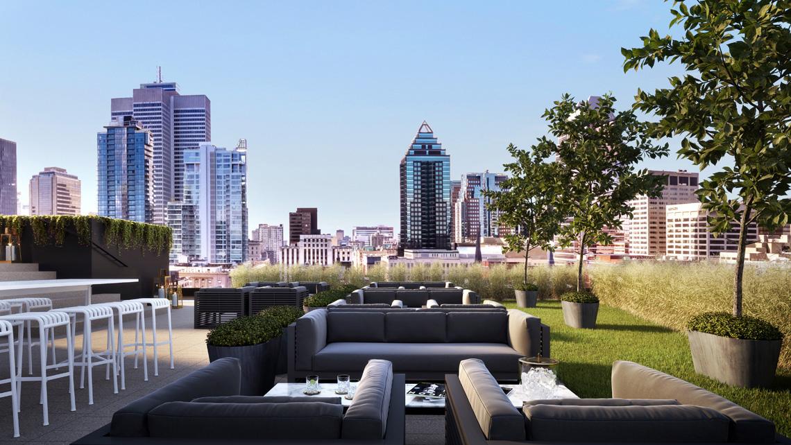 Condos de luxe neuf Montreal