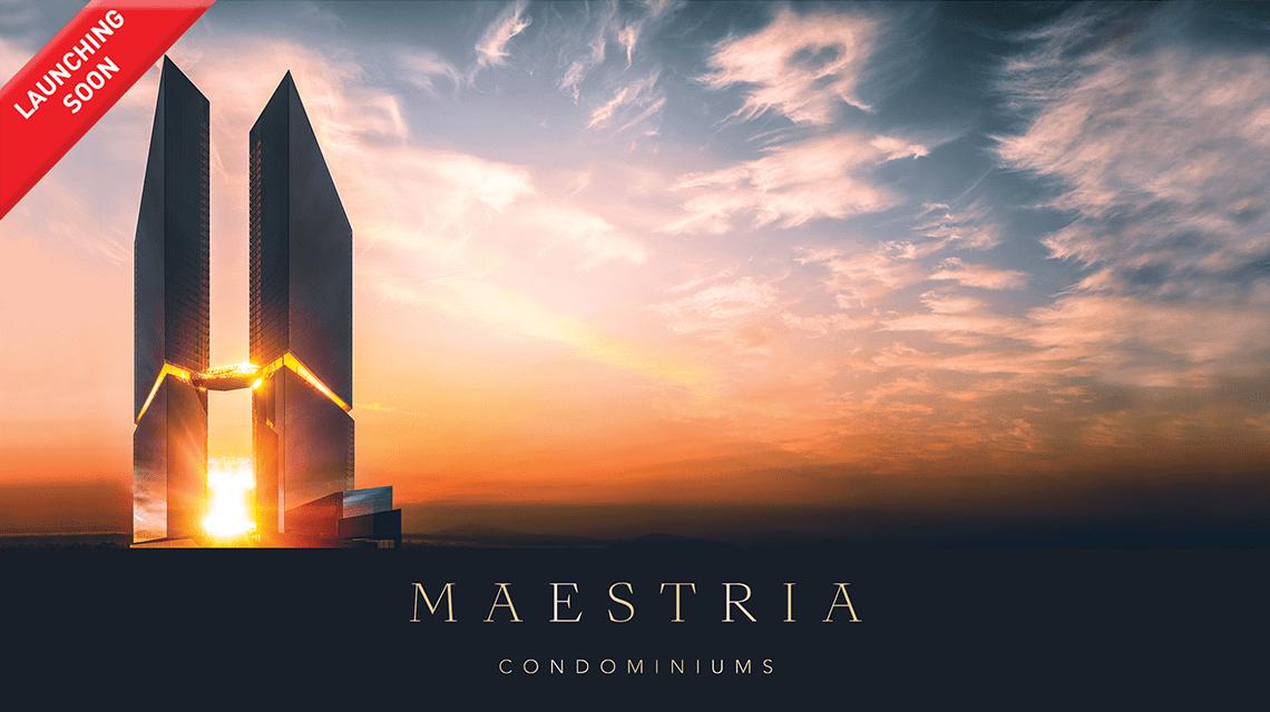 Maestria condo project