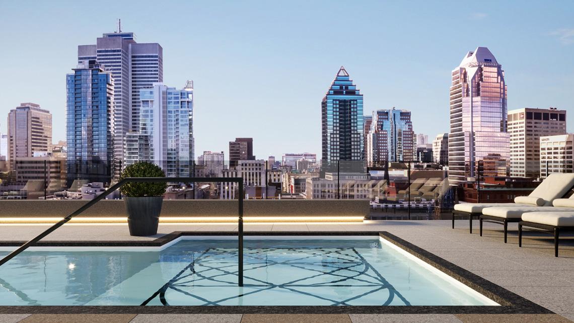 Montral luxury condo project