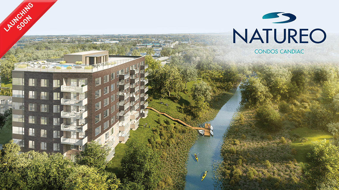 condos for sale in candiac natureo