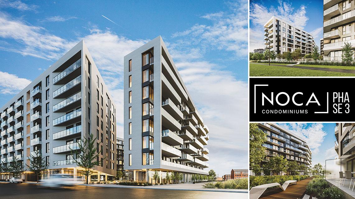 condos neufs NOCA montreal griffintown