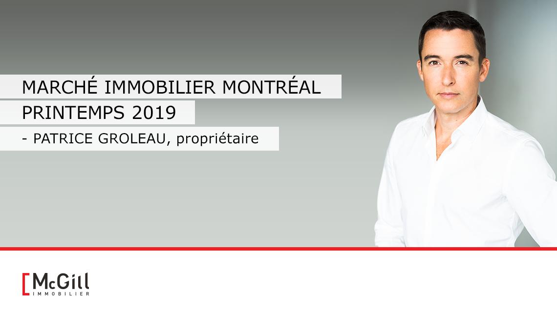 marche immobilier de montreal 2019