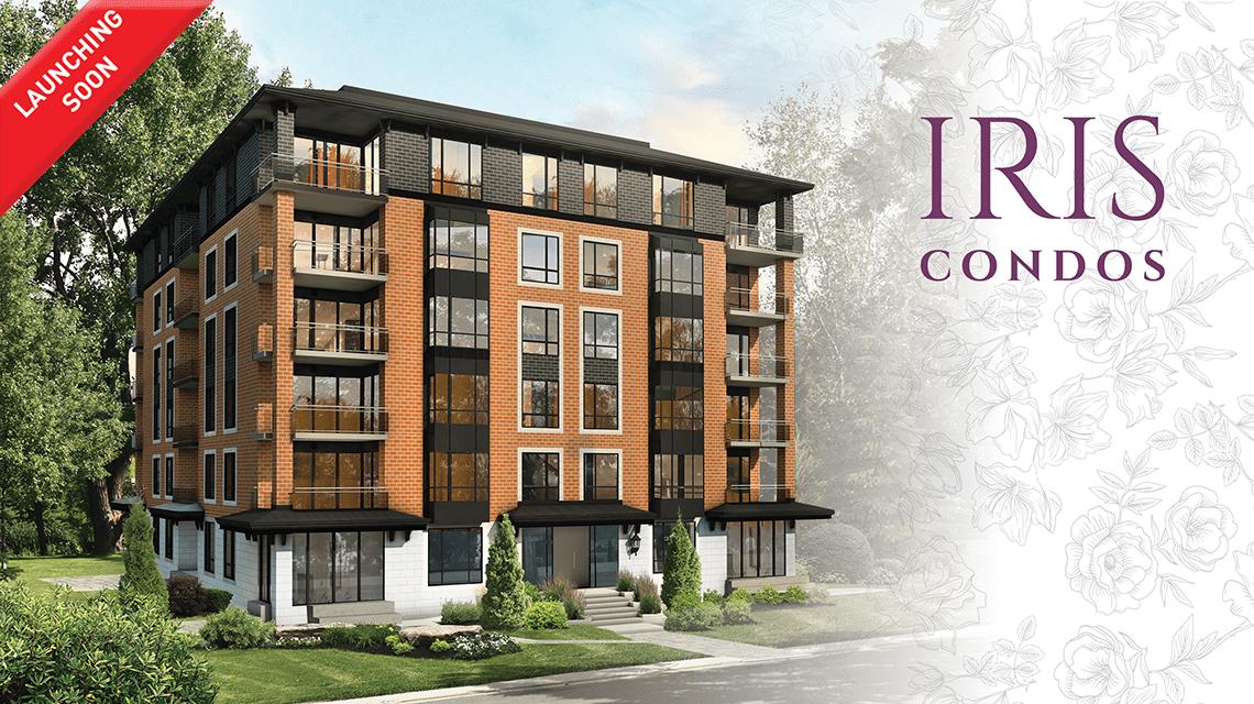 Iris new condo project rosemont
