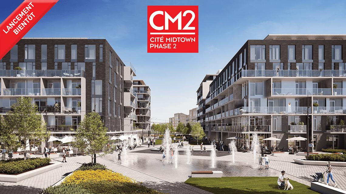 cite midtown phase 2 projet de condo