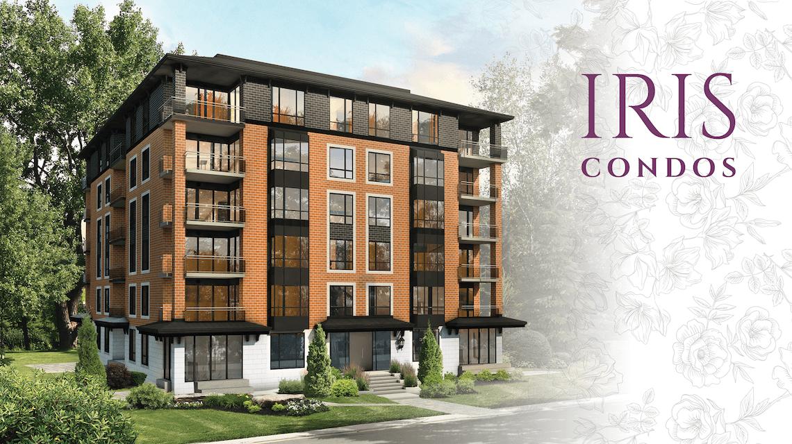 condos neufs Iris rosemere 2019