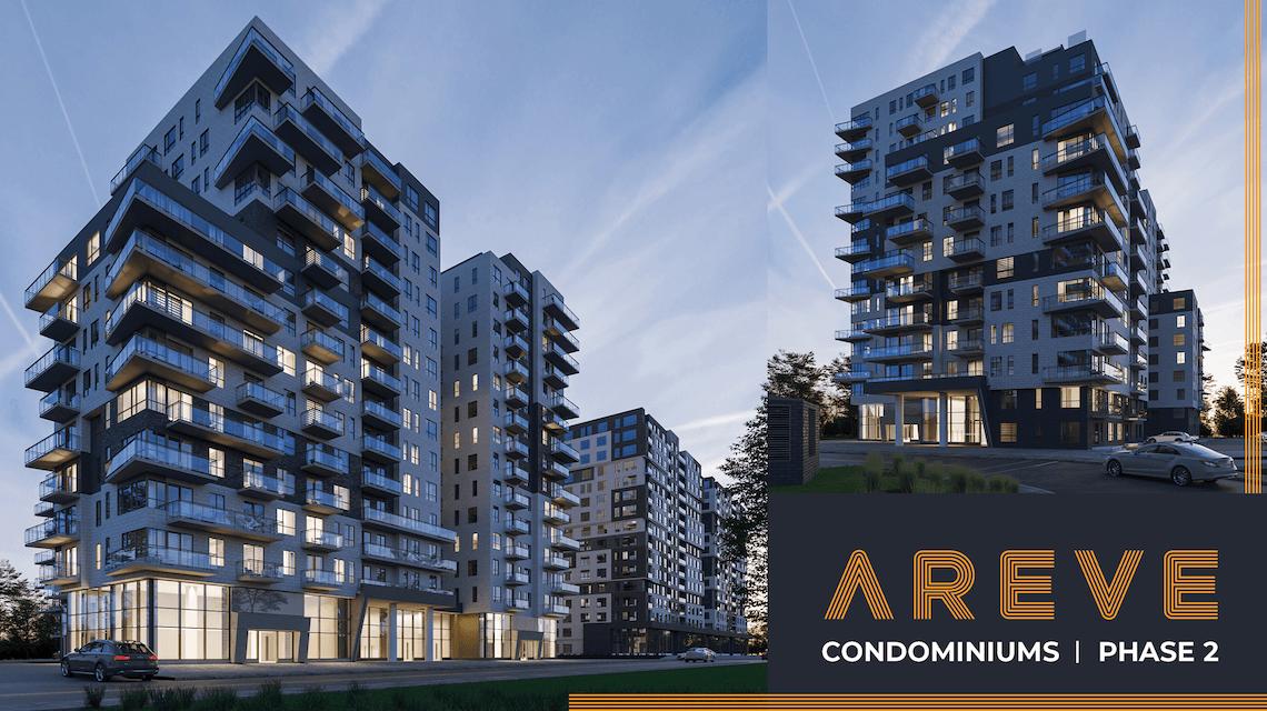 condos neufs areve phase 2 lasalle 2019