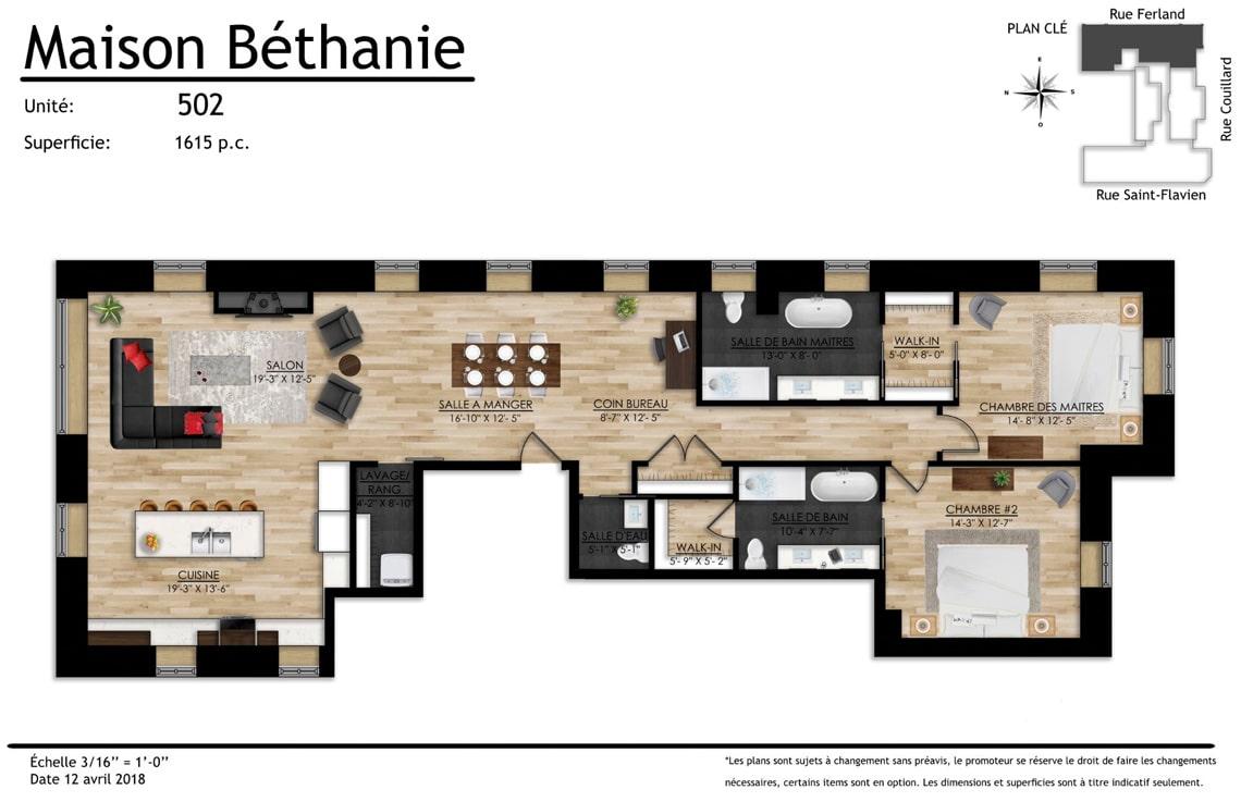 maison bethanie condos projet quebec 3