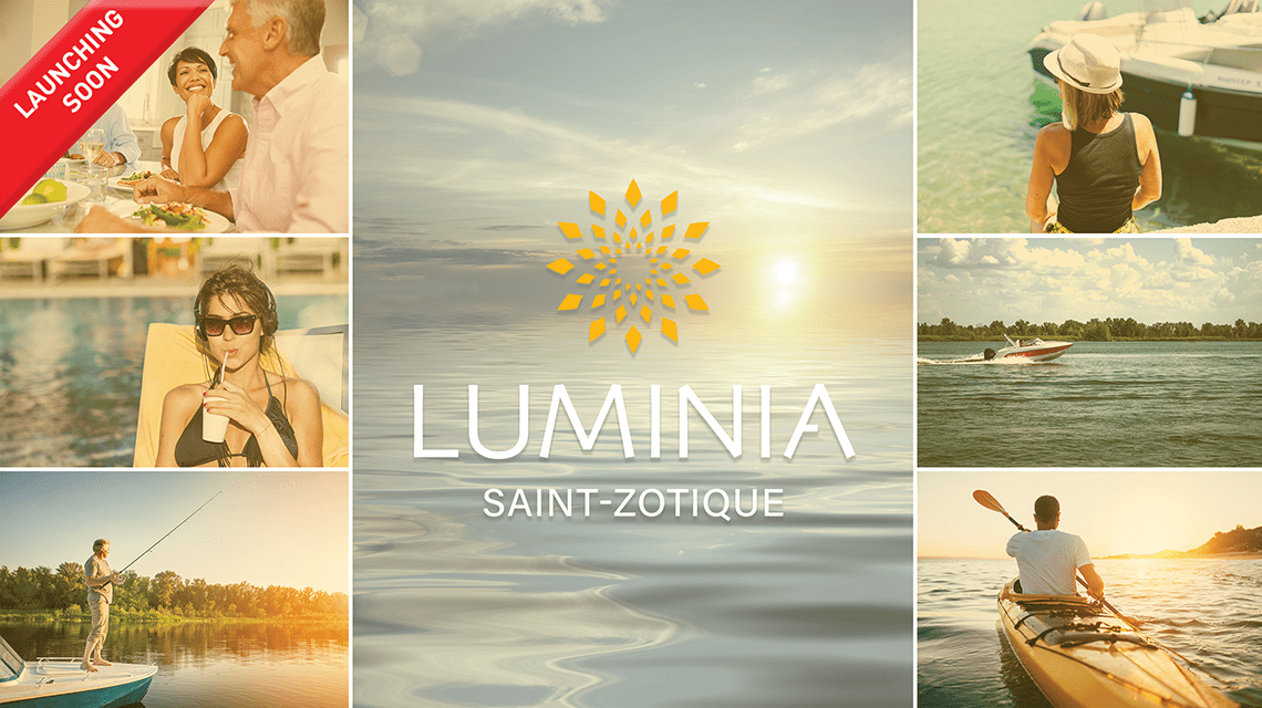 Luminia st zotique condo project