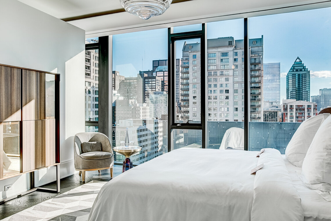 Four seasons longterm stay apartments montreal