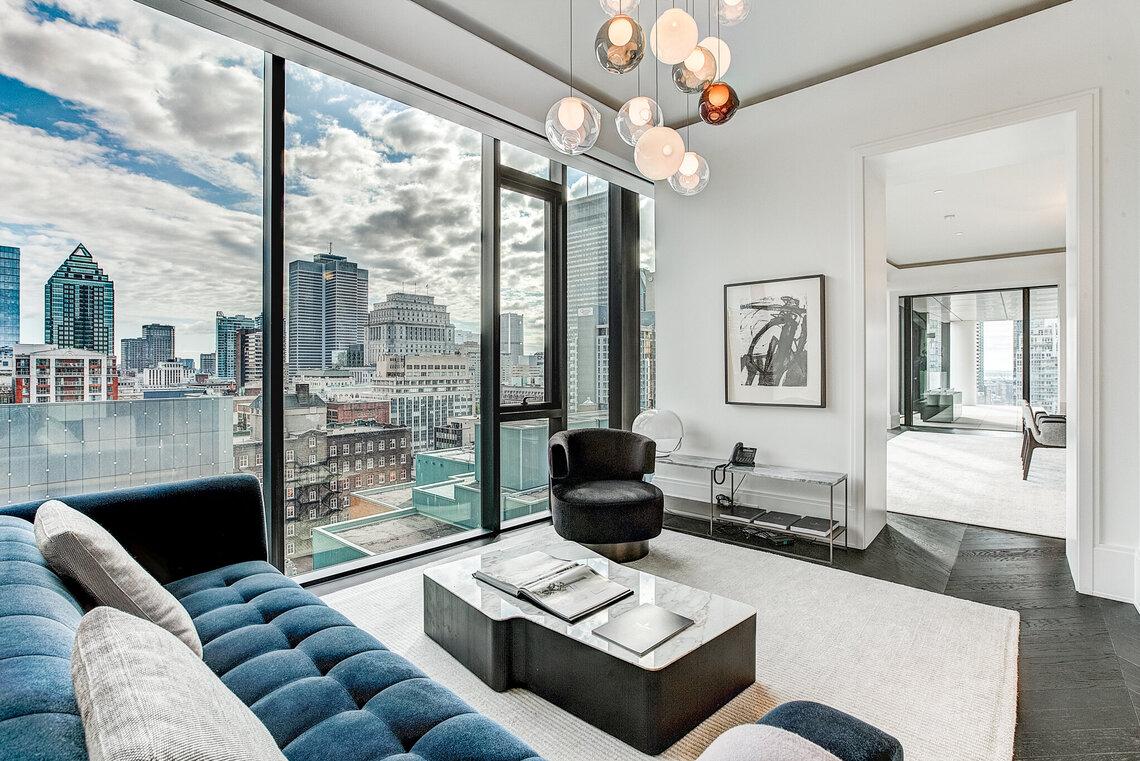 Les appartements les plus chers montreal