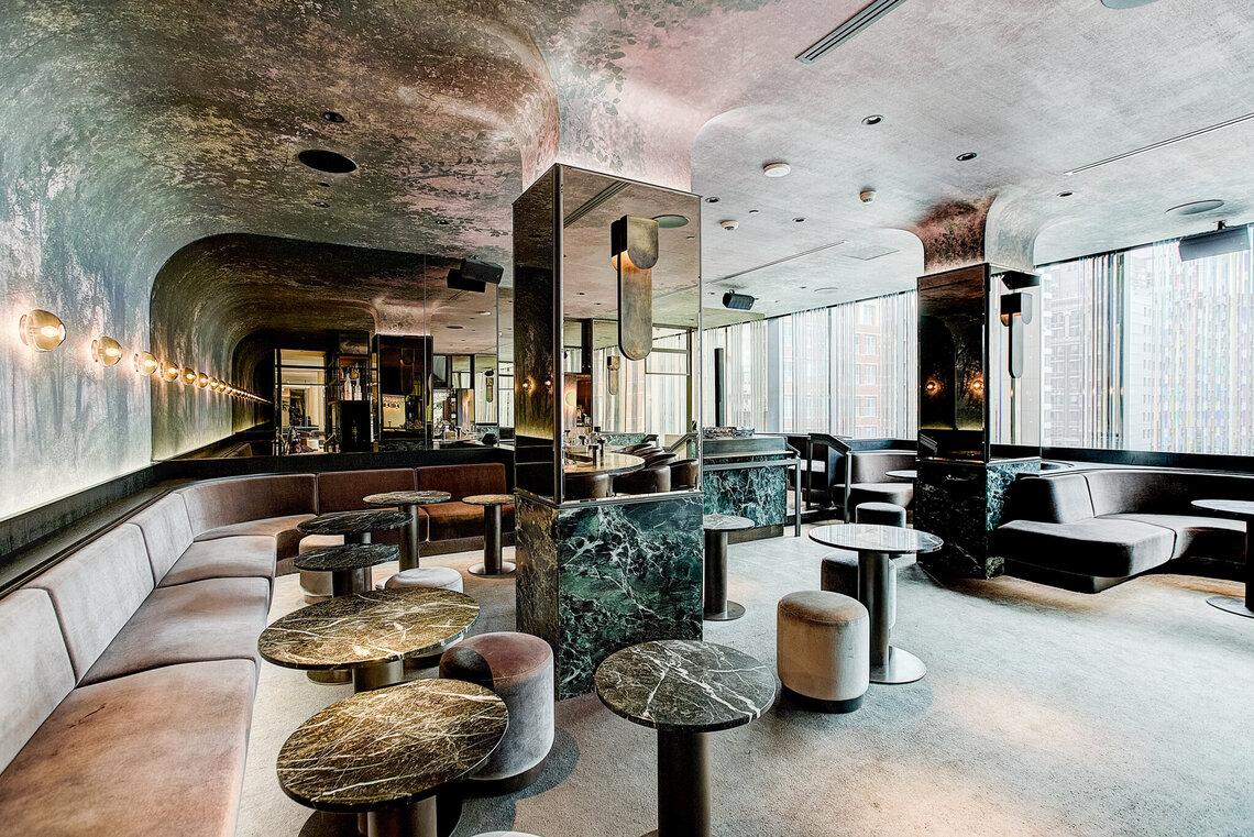 Luxury condominiums montreal four seasons project