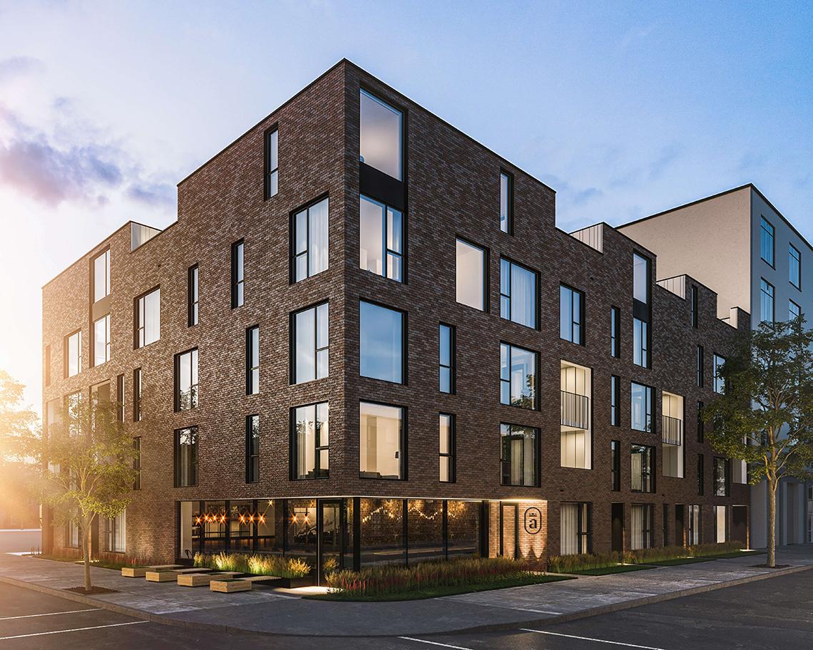 Queen Alix projet immobilier