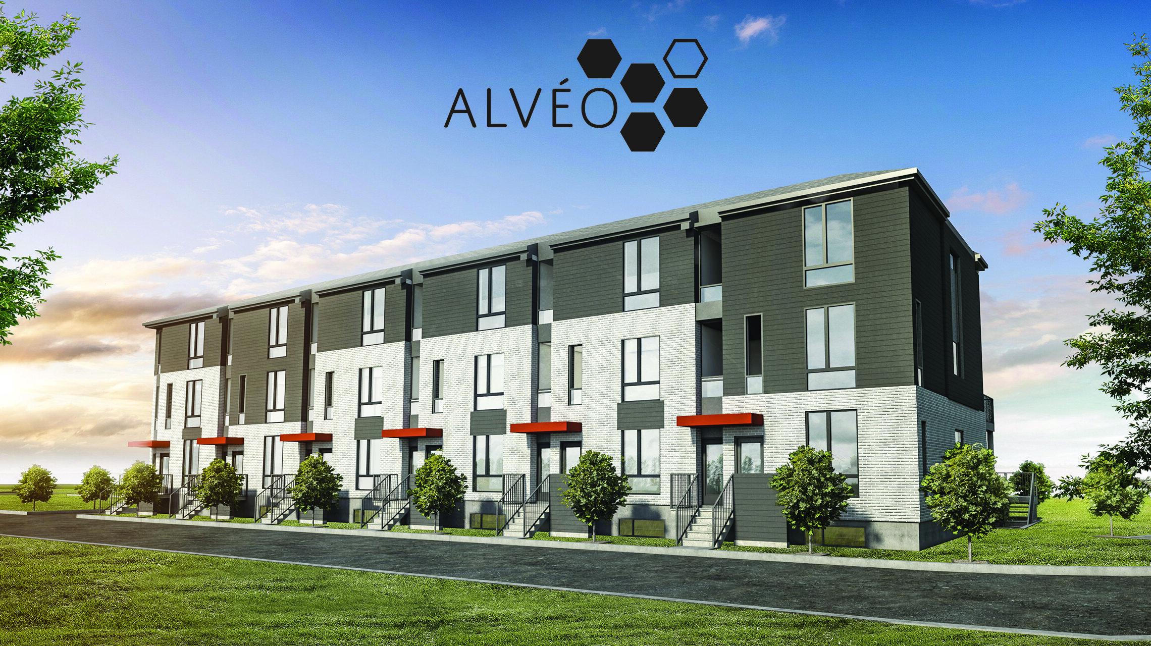 Immobilier laurentides Banner Alveo