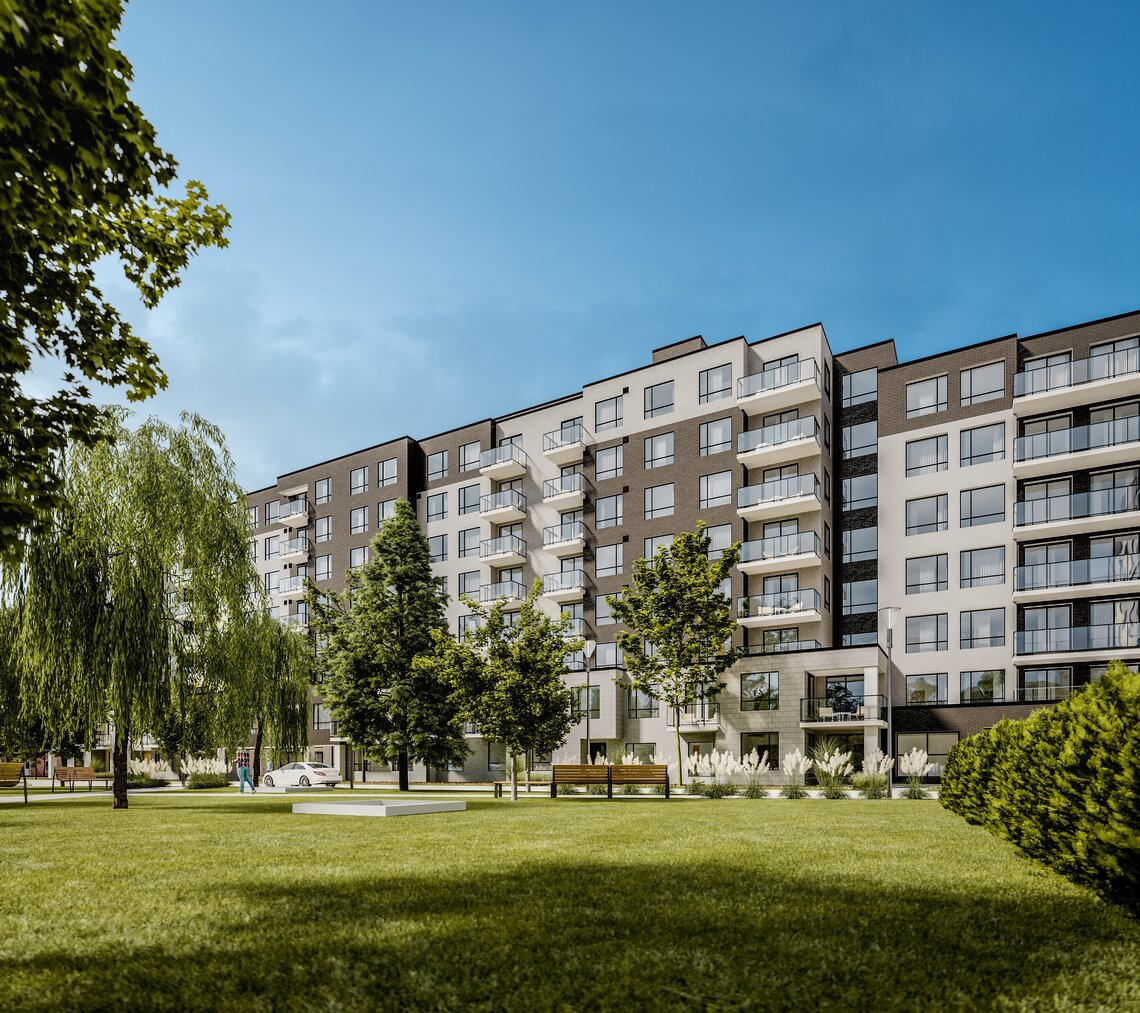 Mascouche immobilier Station G Condos