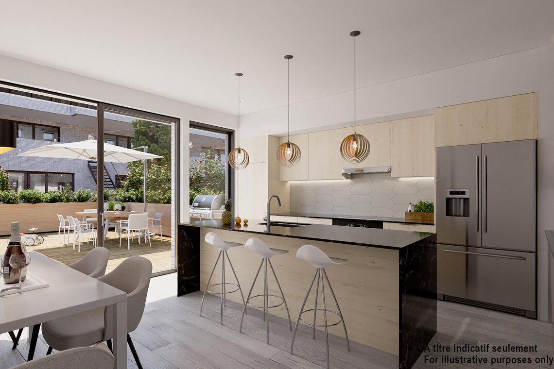 Immobilier rosemont