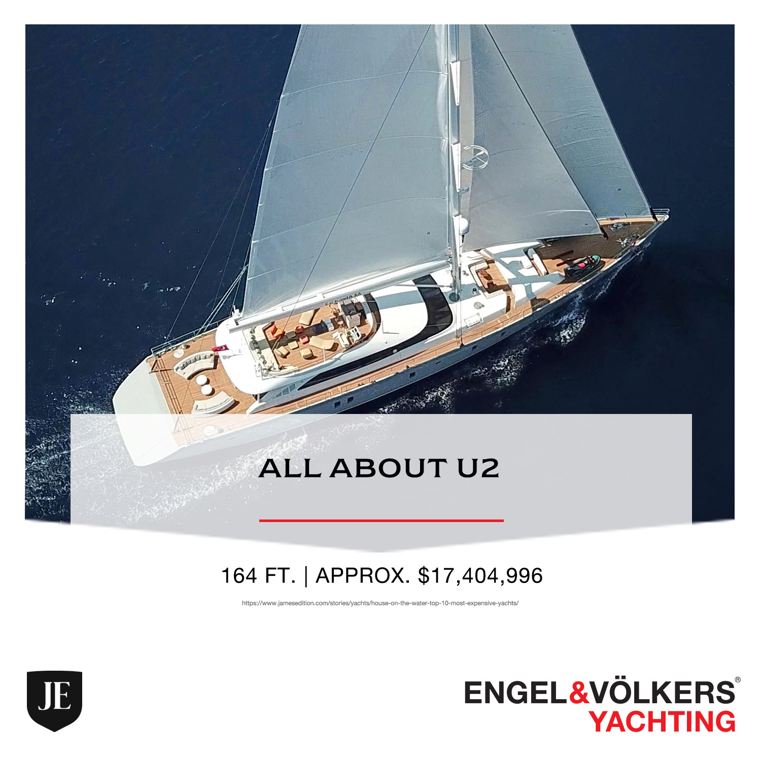 All About U2 BATEAU ENGEL & VOLKERS YACHTING