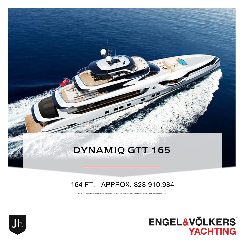 Dynamiq GTT 165 YACHT ENGEL & VOLKERS YACHTING