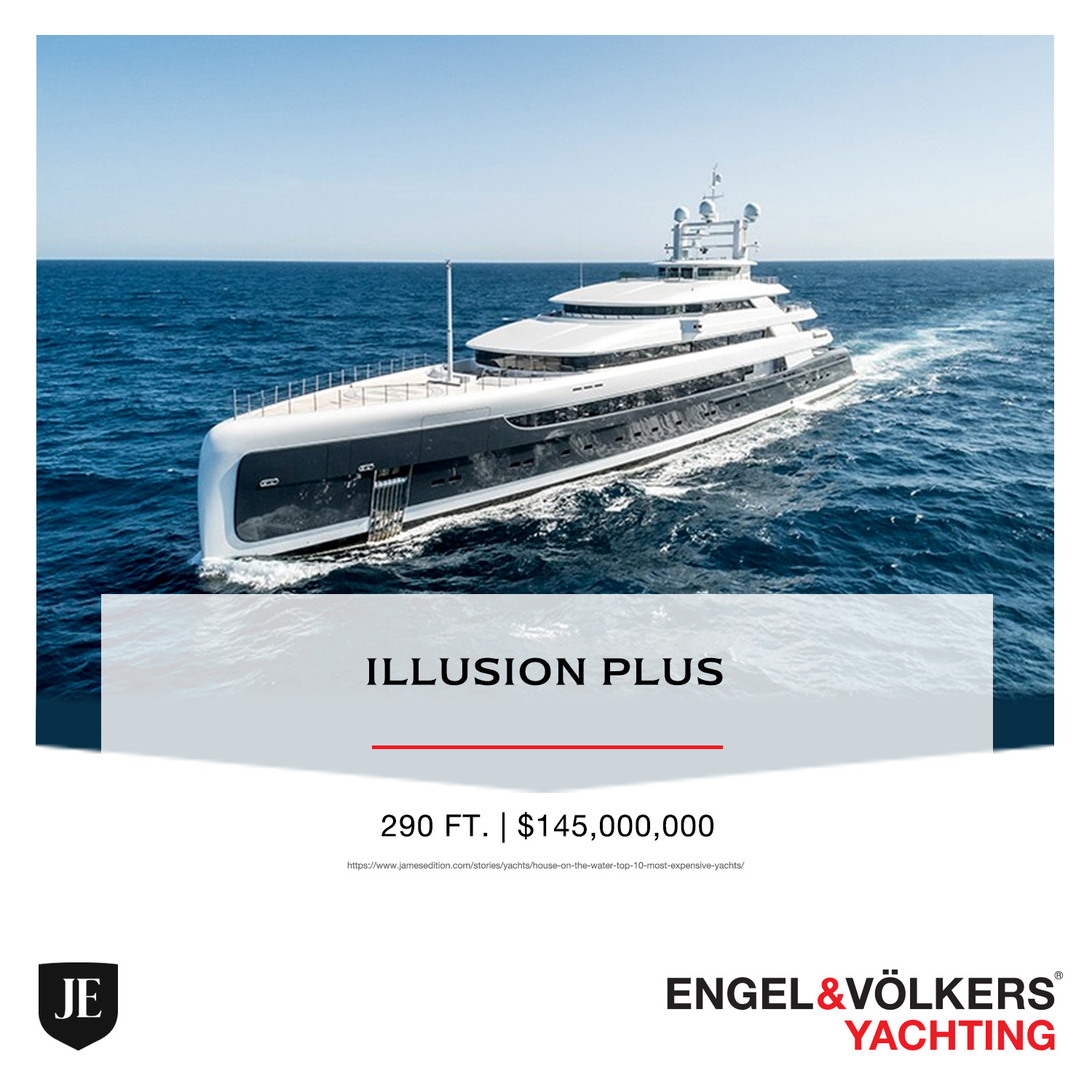Illusion Plus YACHT ENGEL & VOLKERS YACHTING