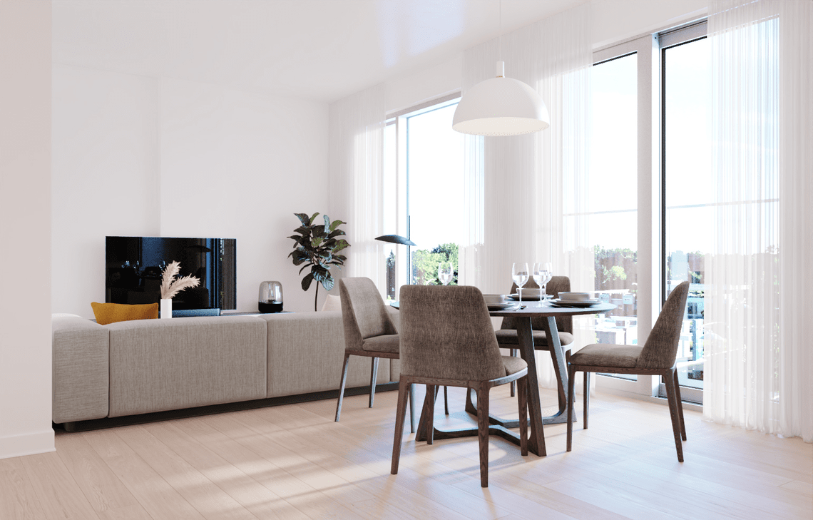 maison ou appartement a ville saint laurent signature bois franc