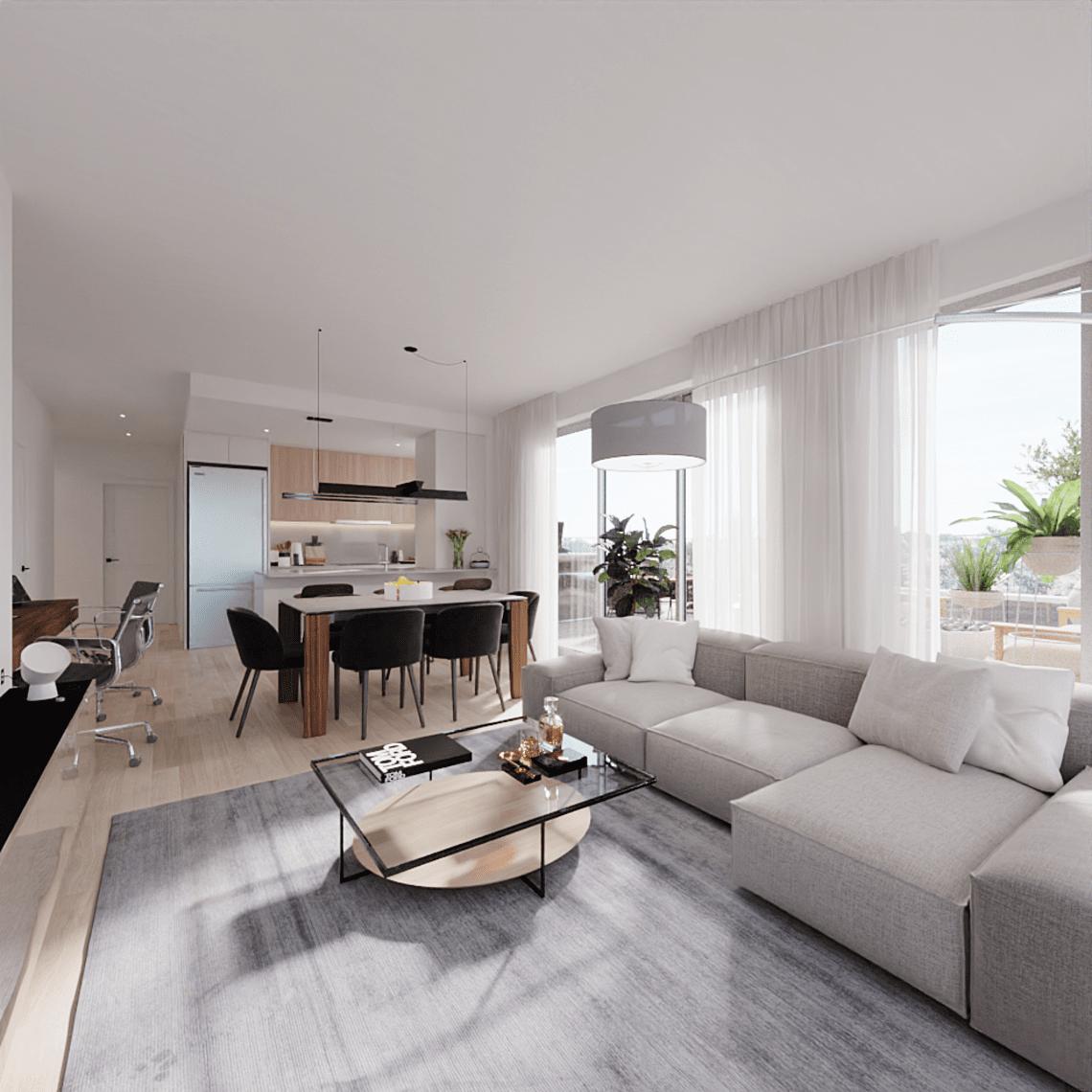 montreal ville saint laurent projet immobilier