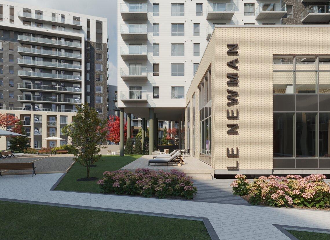 Projet Le Newman Lasalle Montreal a acheter