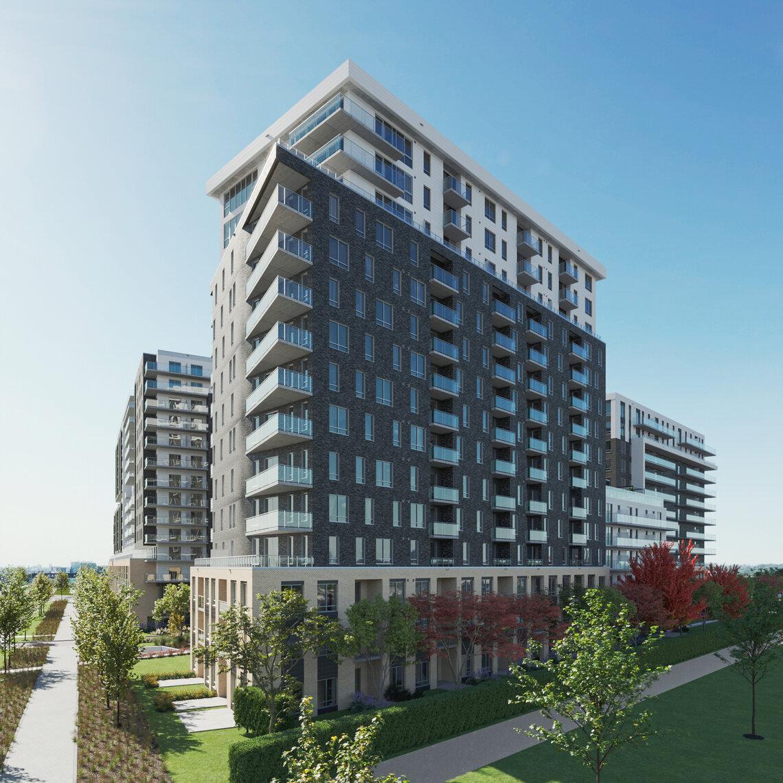 Projet Le Newman Lasalle Montreal a construire