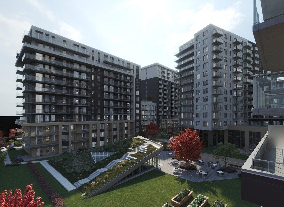Projet Le Newman Lasalle Montreal a louer