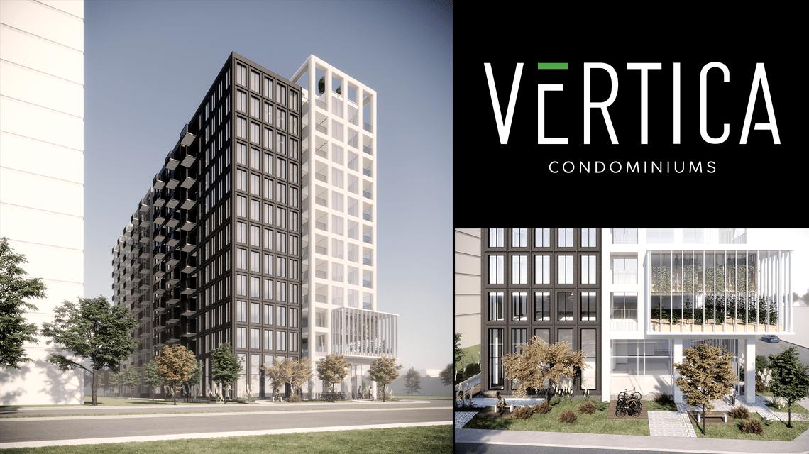 Real estate Banner Vertica