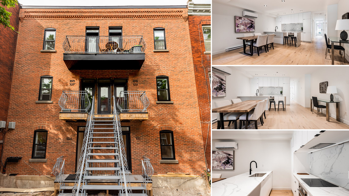 Condos a vendre Sud Ouest Montreal