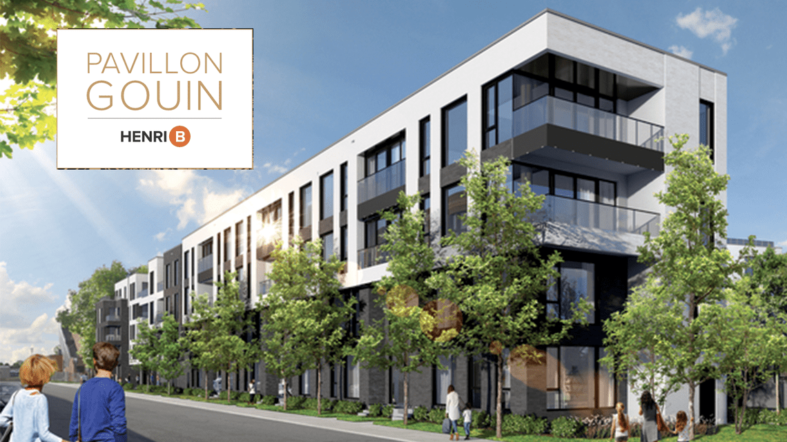 real estate HenriB pavillonGouin